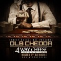 DLB Chedda - 4 Way Cheese mixtape cover art