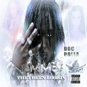Doc Dolla - DMM3 mixtape cover art