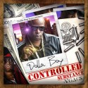 Dolla Boy - Controlled Substance mixtape cover art