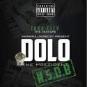 Dolo The Prezident - Taxx City mixtape cover art