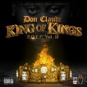 Don Claude - Pride Of The Projects 2 (King Of Kings) mixtape cover art