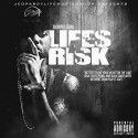 Don Peligro - Life's A Risk mixtape cover art