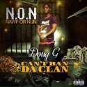 Doug G - Can't Ban Da Clan mixtape cover art