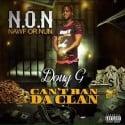 Doug G - Can't Ban Da Clan mixtape cover art