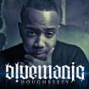 Doughbeezy - Blue Magic mixtape cover art