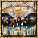 Doughboyz Cashout - We Run The City 4 mixtape cover art