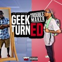 Drew Rapz - Geek Turned Trouble Maker mixtape cover art