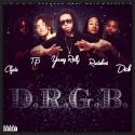 D.R.G.B. mixtape cover art