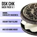 DSK CHK - Had Pack mixtape cover art