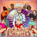 Dusty Leigh - Boujee Nights  mixtape cover art