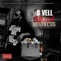 DVELL - Official Business 10 mixtape cover art