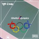 Dyme-A-Duzin - Ghetto Olympics mixtape cover art