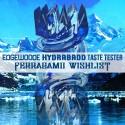 Edgewoode x HYDRABADD x Taste Tester - Ferragamo Wishlist mixtape cover art