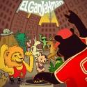 El Ganjahman - Cumbia Dub 2015 mixtape cover art