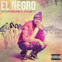 El Negro - Haters Groupies And Fan Art 2 mixtape cover art