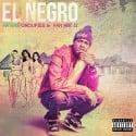 El Negro - Haters Groupies And Fan Art 2 mixtape cover art