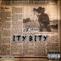 El Negro - Ity Bity mixtape cover art