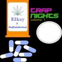 ELKAY & Just Intellectual - Trap Nights Vol. 1 mixtape cover art