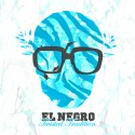 El Negro - Twisted Tradition mixtape cover art