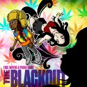 Eric Wayne & Paria Badd - The Blackout mixtape cover art