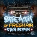 Erick Sermon - Breath Of Fresh Air mixtape cover art