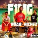 F1MG - Road 2 Richez mixtape cover art