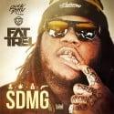 Fat Trel - SDMG mixtape cover art