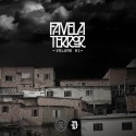 Favela Terror mixtape cover art