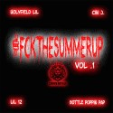 #FckTheSummerUp mixtape cover art