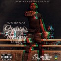 FDW BayBay - Sippin' Therapy mixtape cover art