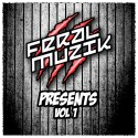 Feral Muzik Presents Vol. 1 mixtape cover art