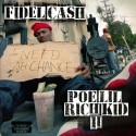 Fidel Cash - Poe Lil Rich Kid 2 mixtape cover art