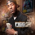 Figg Panamera - The Independent Game mixtape cover art