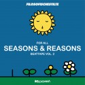 Filosofischestilte - For All Seasons & Reasons (Beat Tape Vol. 2) mixtape cover art