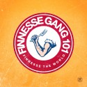 Finnesse Gang 101 mixtape cover art