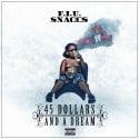 F.I.U. Snaccs - 45 And A Dream mixtape cover art