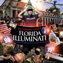 Florida Illuminati mixtape cover art