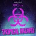 Flow - Tropical Hazard EP mixtape cover art