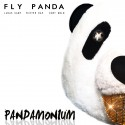 Fly Panda - Pandamonium mixtape cover art