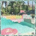 Forty38 - Summer Bop mixtape cover art