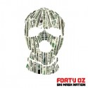 Forty Oz - Ski Ma$k Nation EP mixtape cover art