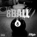 Frank Whyte - 8 Ball mixtape cover art