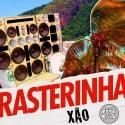 Funk Na Caixa - EP Rasterinha mixtape cover art
