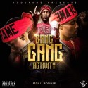 G$ Lil Ronnie - Gang Gang Activity mixtape cover art