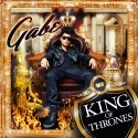 GABE - King Of Thrones mixtape cover art