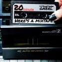 GABRL - Here's A Mixtape mixtape cover art