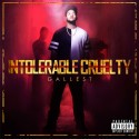 Gallest - Intolerable Cruelty mixtape cover art