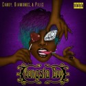 Gangsta Boo - Candy, Diamonds & Pills mixtape cover art
