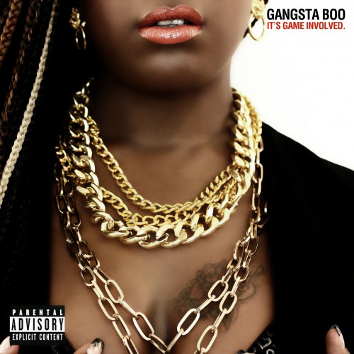 > Gangsta Boo - It's Game Involved (Mixtape Artwork) - Photo posted in The Hip-Hop Spot | Sign in and leave a comment below!