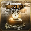Gangsta L - Money Don't Sleep 2  mixtape cover art